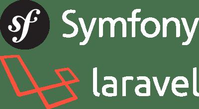 symfony laravel